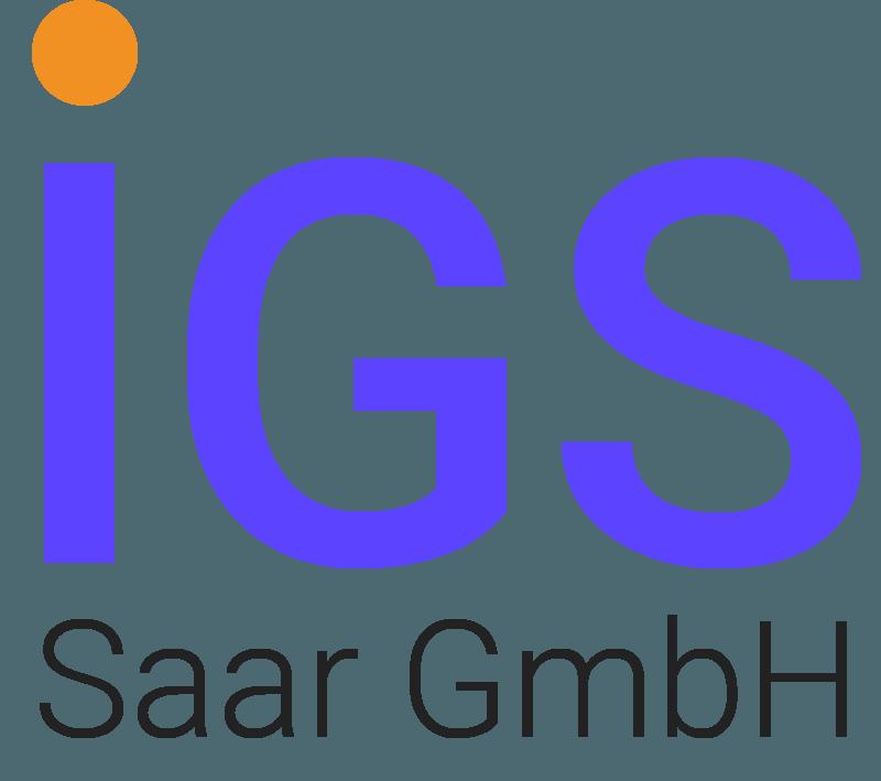IGS Saar GmbH – 3D Erkundung und Sanierung verzweigter Entwässeurngsanlagen Logo